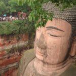 四川省の世界遺産 楽山大仏を見に行ったものの・・・