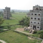 広東省の世界遺産を訪問 開平自力村