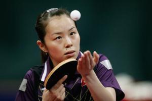 15th Asian Games Doha 2006 Table Tennis