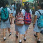 香港 油麻地から何文田 キリスト教が息づく街