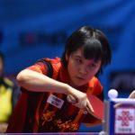 中国卓球スーパーリーグ 平野美宇、その後