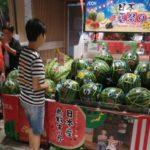 香港イオン黄埔店へ、日本食材を買い出し
