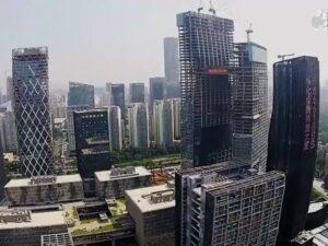 深圳ソフトウェア産業基地 ~中国のシリコンバレー訪問