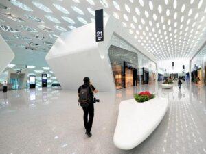 深圳国際空港 ~新ターミナルビルと交通アクセスについて