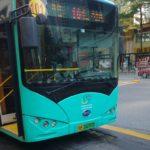 深センのバス 電気バス(EV)に完全移行中