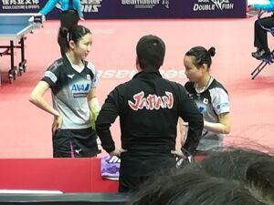 卓球中国オープン2018を見に行く ~深セン宝安体育館