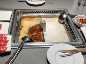 中国式しゃぶしゃぶ「火鍋」に挑戦