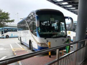 深センから香港への越境バス ~かんたん乗車マニュアル
