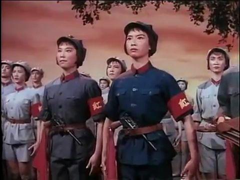 紅色娘子軍 1970 毛沢東も愛した革命劇 | 広東省深圳@老板日記